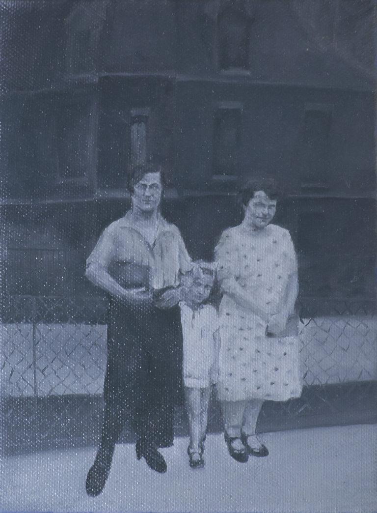 Mások Múltja - With Aunt Ilus